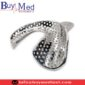 Lower Perforated Full Denture Impression Tray (2)